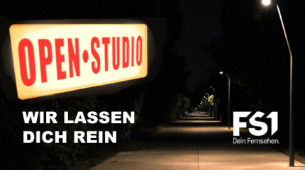 Open Studio – Premiere am 14. November