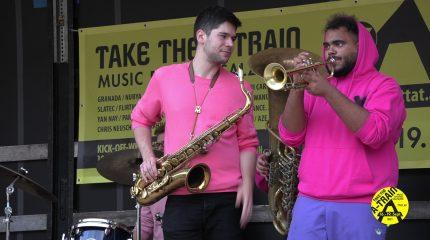 Take the A-Train-Festival | Brassbeat
