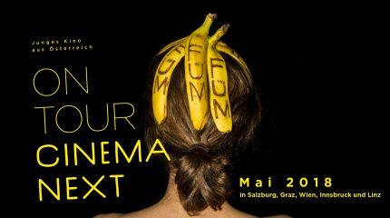 Die // Cinema Next Tour 2018 // macht halt im DasKino!