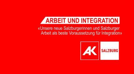 AK Salzburg | Migration und Integration am Arbeitsmarkt