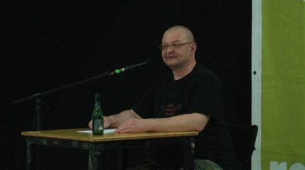 Neu auf FS1: Lesung von Norbert K.Hund aufgezeichnet auf der Civil Media 2014 immer um 11:30 und 21:30 Uhr im Programm