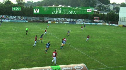Sportplatz | SAK vs. USKA