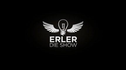 Die neue Talkshow in Salzburg: ERLER - DIE SHOW, jeweils um 14:15 und um 22:15 auf FS1