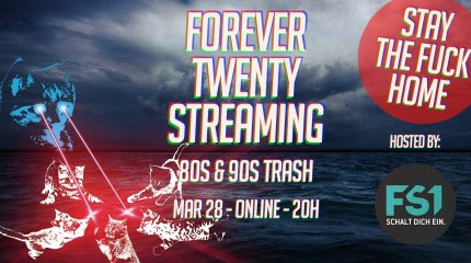 Forever Twenty Streaming // 80s 90s Trash // hosted by FS1