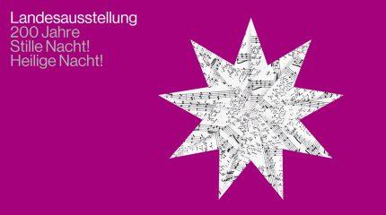 """Eröffnung der Landesausstellung """"200 Jahre Stille Nacht! Heilige Nacht!"""""""