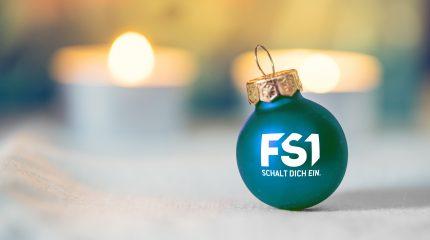 FS1 macht Ferien | Office closed von 24.12. bis 06.01.