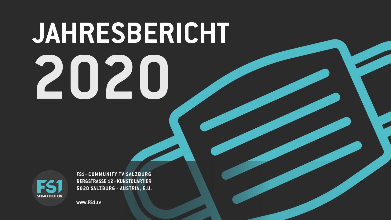 FS1 Jahresbericht 2020