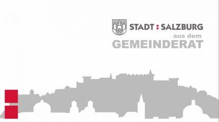 Gemeinderat Stadt Salzburg | 5. Sitzung vom 19.09.2018
