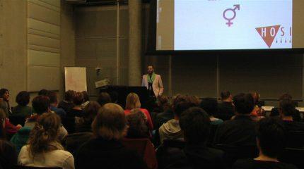 Intersex Solidarity Day 2013 – Die HOSI Salzburg hat diesen Tag begleitet