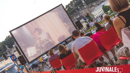 JUVINALE Open Air Sommerkino