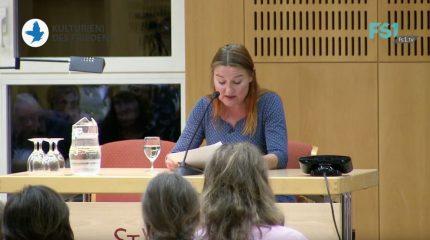 Kultur(en) des Friedens | Vortrag von Isolde Charim