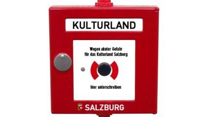 Nein zu Budgetkürzungen bei Kunst und Kultur - Ja zum Kulturland Salzburg!