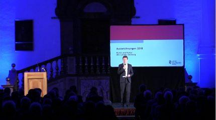 Kunst- und Kulturpreisverleihung 2018