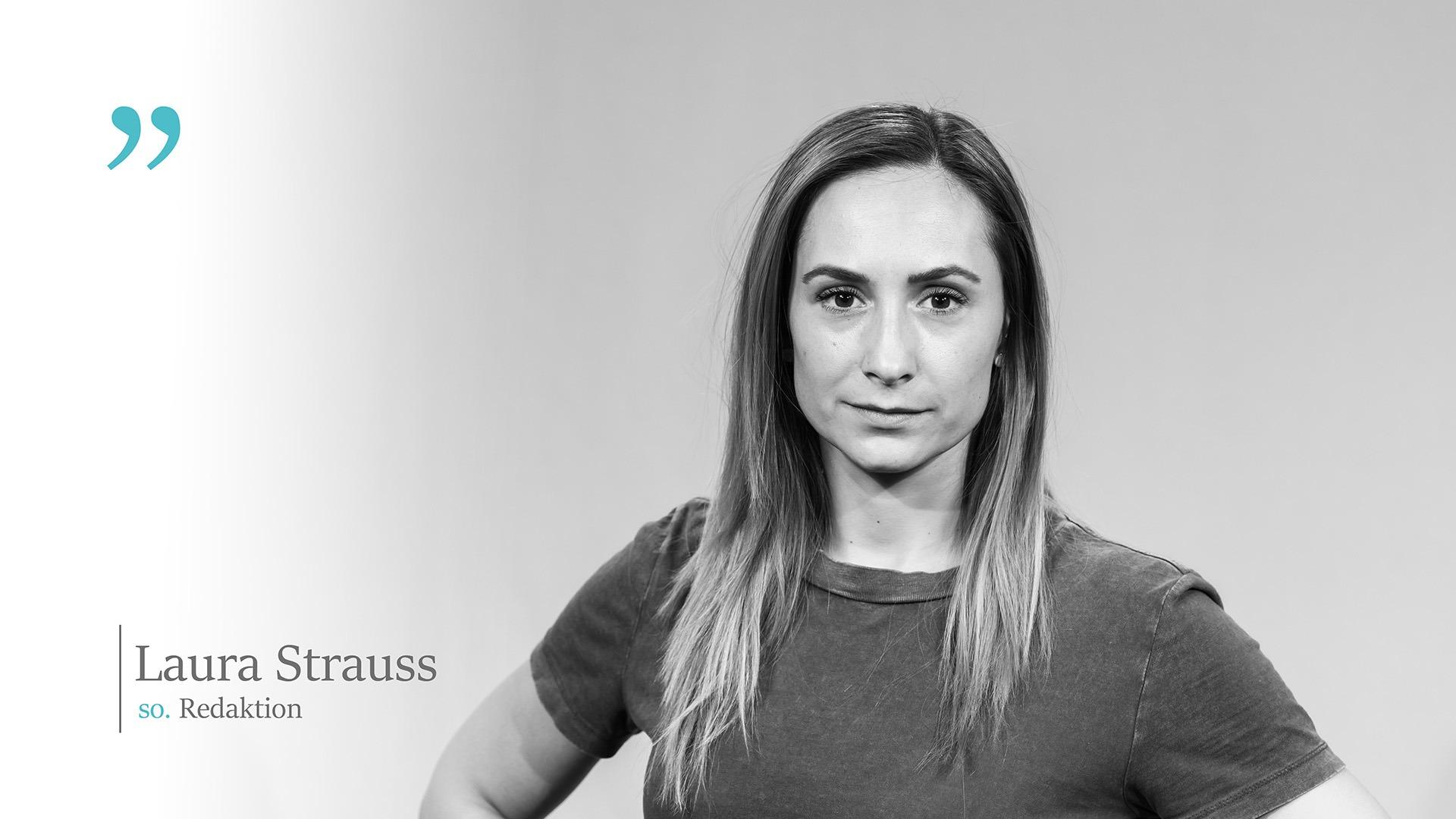 Laura Strauss | so. Redaktion