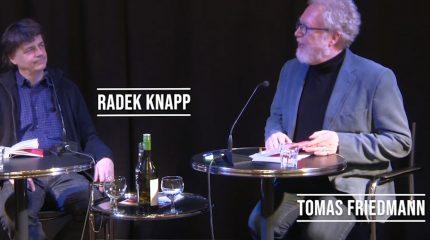 Literaturhaus | Gespräch mit Radek Knapp