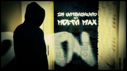 """Premiere für """"Im Untergrund mit Moltn Max"""" auf FS1 - Diesmal mit der Band Loxodrome immer um 11:20 und 21:20 Uhr im Programm"""
