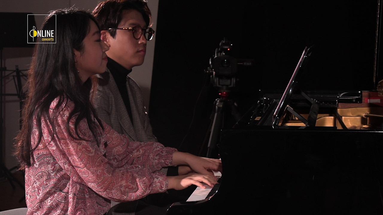 Onlineconcerts Pianoduo