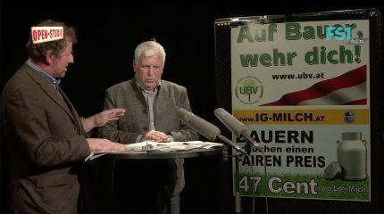 Open Studio | Unabhängiger Bauernverband Salzburg