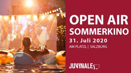 JUVINALE Sommerkino | Programm steht fest
