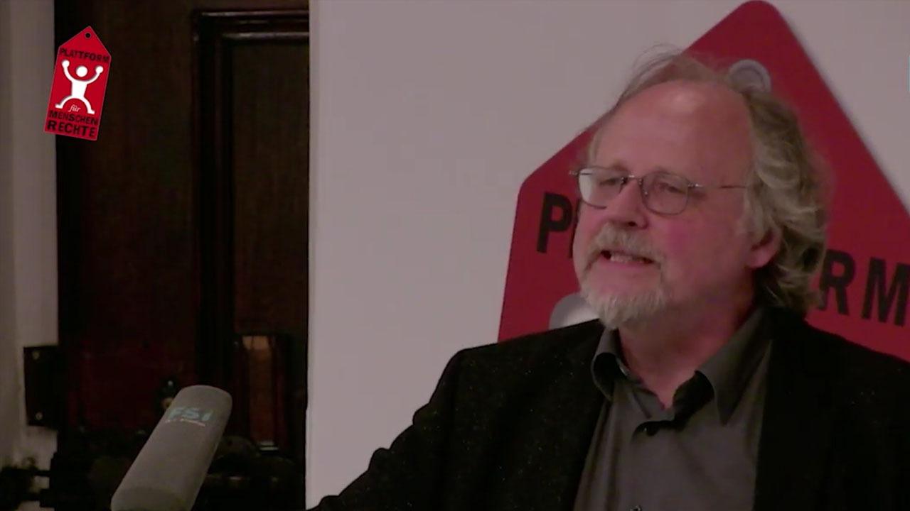 Plattform für Menschenrechte | Heiner Bielefeldt