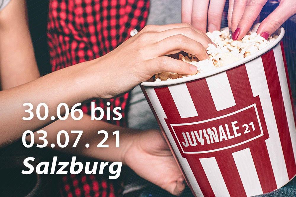 JUVINALE21 - das Nachwuchsfilmfest aus Salzburg