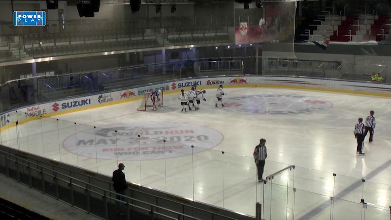 Powerplay Dameneishockey