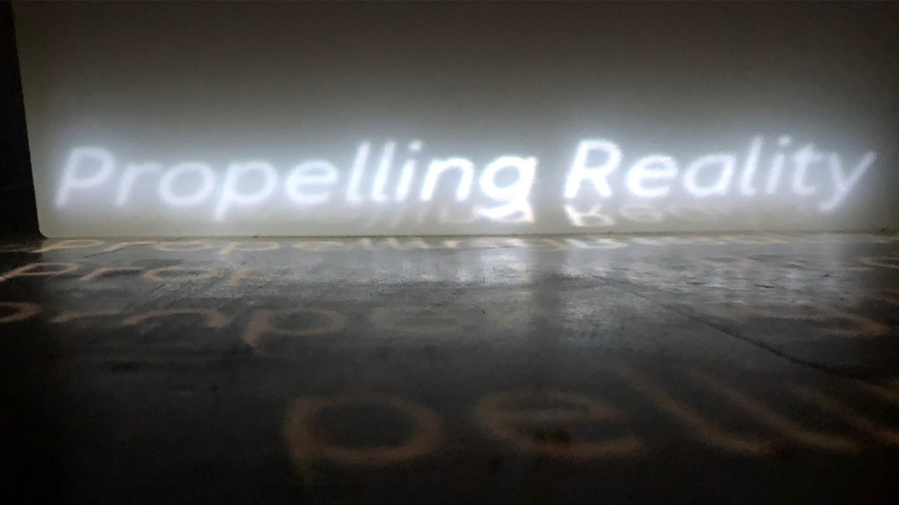 Propelling Reality 169