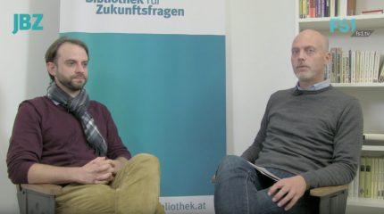 Robert Jungk Bibliothek | Vernünftig über außerirdische Sprechen mit Andreas Anton