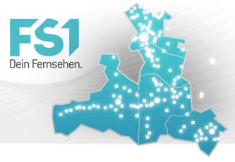 FS1 erobert die Welt: Der Sender deines Vertrauens ist ab heute im gesamten Kabel-TV-Netz der Salzburg AG empfangbar