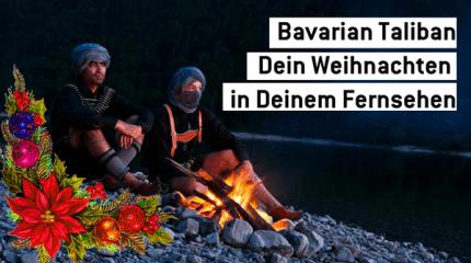 FS1 feiert Weihnachten zusammen mit den Bavarian Taliban am 13. Dezember im Kunstquartier