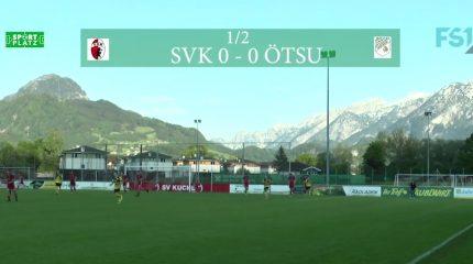 Sportplatz | SV Kuchl vs. ÖTSU Hallein