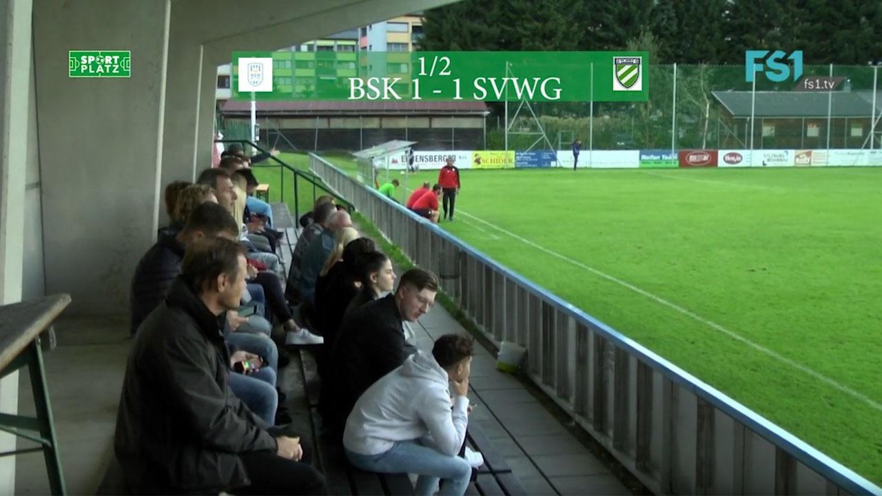 Sportplatz Sept 2019