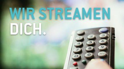 Wir Streamen deinen Live-Auftritt