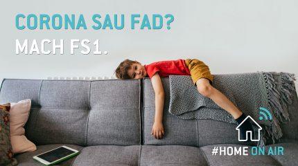 Jetzt mitmachen: #HOME ON AIR
