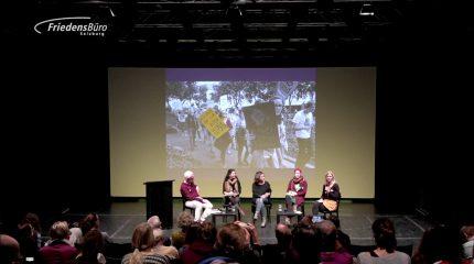 Friedensbüro | WIDERständig mit  Johannes M. Becker, Mahsa Ghafari, Sabine Beck, Clara Tempel