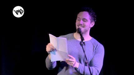 U20 Poetry Slam | Eröffnung & Max Oswald