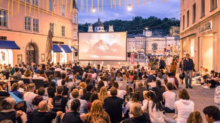JUVINALE OPEN AIR Sommerkino am Platzl