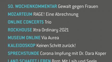 Programm-Update 21.01.