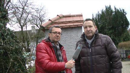 Coming soon: Eine Dokumentation zum Kriegsende im Grenzgebiet von FS1 Sendungsmacher Christian Strohmayer