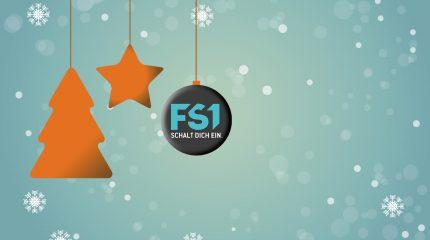 FS1 Weihnachtsferien | 21.12. - 06.01.