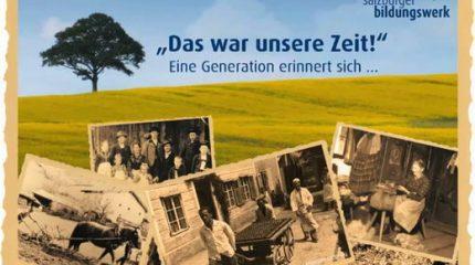 """Neue Folge auf FS1: """"Das war unsere Zeit"""" diesmal mit Maria Wieser aus Bramberg  jeweils um 6:00 und 16:00 Uhr im Programm"""